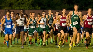 Woodlawn Varsity Cross Country Runners