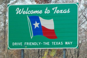 texas welcome sin