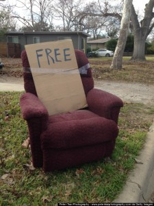 Free Stuff by curb