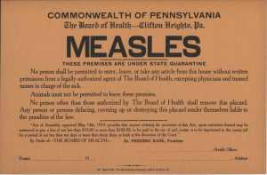 Measles-Quarantine-Sign