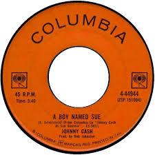 Boy named Sue