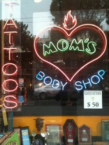 Moms Body Shop
