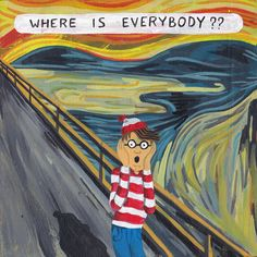 Scream Waldo