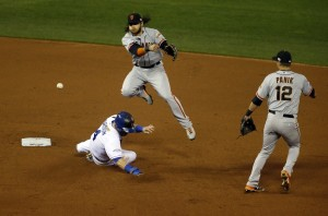 Double Play Giants