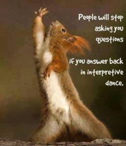 Squirrel Dancer