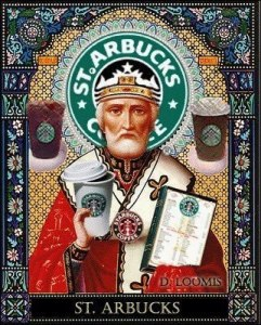 Saint Arbucks