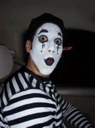 Indy 500 mime