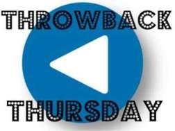 Throwback Thursday 1