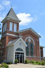 398px-gomer_congregational_church