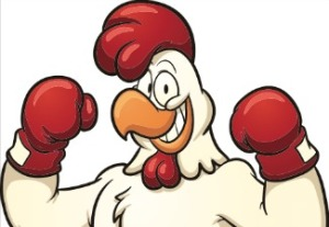chicken-boxing
